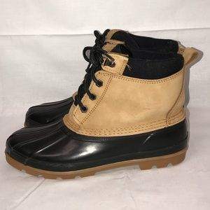 Lands' End Duck Boots Size 9